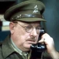 Arthur Lowe as Capt. Mainwaring