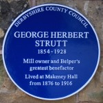 George Herbert Strutt of Belper